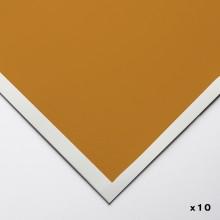 Art Spectrum : Colourfix Original : Pastel Paper : 50x70cm : Raw Sienna : Pack of 10