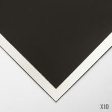 Art Spectrum : Colourfix Original : Pastel Paper : A3 : Deep Black : Pack of 10