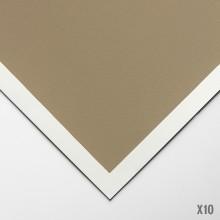 Art Spectrum : Colourfix Original : Pastel Paper : A3 : Soft Umber : Pack of 10