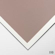 Art Spectrum : Colourfix Original : Pastel Paper : A3 : Rose Grey : Pack of 10