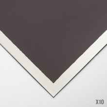 Art Spectrum : Colourfix Original : Pastel Paper : A3 : Aubergine : Pack of 10