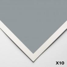 Art Spectrum : Colourfix Smooth : Pastel Paper : 50x70cm : Blue Haze : Pack of 10