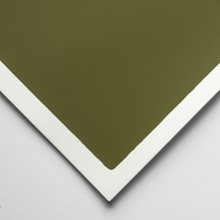 Art Spectrum : Colourfix Smooth : Pastel Paper : 50x70cm : Olive Green