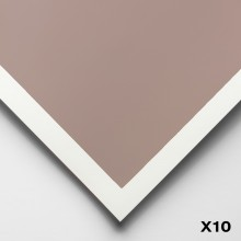 Art Spectrum : Colourfix Smooth : Pastel Paper : 50x70cm : Rose Grey : Pack of 10