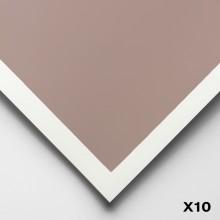 Art Spectrum : Colourfix Smooth : Pastel Paper : 50x70cm : Rose Grey : Pack of 10