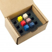 Blue Earth : Soft Pastel : Primary Sampler : Set of 6