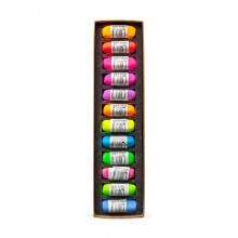 Diane Townsend : Artists' Pastels : Soft Form : Flourescent Set of 12