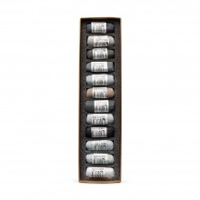 Diane Townsend : Artists' Pastels : Soft Form : Grey Set of 12