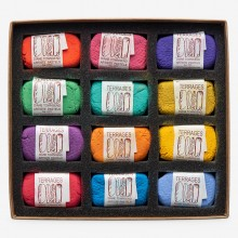 Diane Townsend : Artists' Pastels : Terrages : Fauve Colours Set of 12