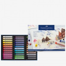 Faber Castell : Creative Studio : Soft Pastel : Set of 36