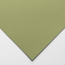 Fabriano : Pastel Paper : Tiziano : 50x70cm : Fern Green