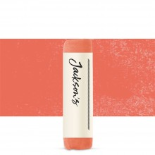 Jackson's : Handmade Soft Pastel : Vermilion Orange