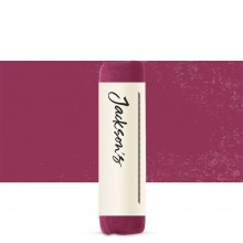 Jacksons : Handmade Soft Pastel : Deep Carmine