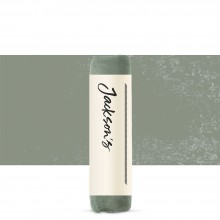 Jackson's : Handmade Soft Pastel : Greenish Grey