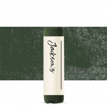 Jackson's : Handmade Soft Pastel : Chromium Oxide Green