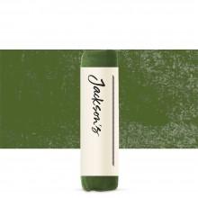 Jackson's : Handmade Soft Pastel : Olive Green (Ivy Leaf)