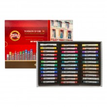 Koh-I-Noor : Toison d'Or : Soft Pastels : Set of 36