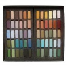 Terry Ludwig : Soft Pastel Set : 60 Plein Air Landscape