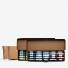 Mount Vision Soft Pastel : Set of 50 : Landscape