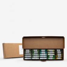 Mount Vision Soft Pastel : Set of 25 : Landscape Greens