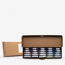 Mount Vision Soft Pastel : Set of 25 : Thunderstorm