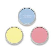 PanPastel : Pearlescent Primary Colours : Set of 3