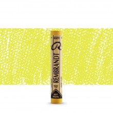 Talens : Rembrandt Soft Pastel : Light Yellow TR201.5
