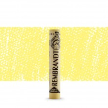 Talens : Rembrandt Soft Pastel : Light Yellow TR201.8