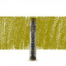 Talens : Rembrandt Soft Pastel : Lemon Yellow TR205.3