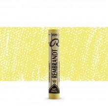 Talens : Rembrandt Soft Pastel : Lemon Yellow TR205.8