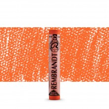 Talens : Rembrandt Soft Pastel : Orange TR235.5