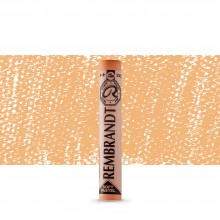 Talens : Rembrandt Soft Pastel : Light Orange TR236.8