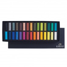 Talens : Rembrandt Soft Pastel : 30 Assorted 1/2 Stick Box Set