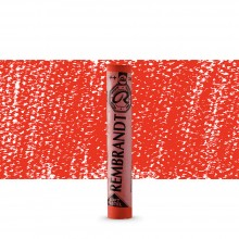 Royal Talens : Rembrandt Soft Pastel : Permanent Red Light TR370.5