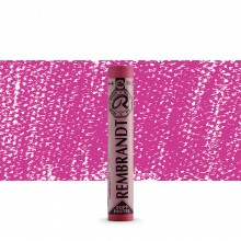 Talens : Rembrandt Soft Pastel : Permanent Rose TR397.7