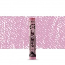 Talens : Rembrandt Soft Pastel : Permanent Rose TR397.9