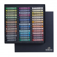 Talens : Rembrandt soft pastel : 45 Assorted Cardboard Set