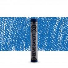 Talens : Rembrandt Soft Pastel : Prussian Blue TR508.7
