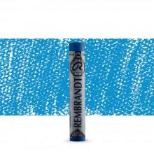Talens : Rembrandt Soft Pastel : Prussian Blue TR508.8