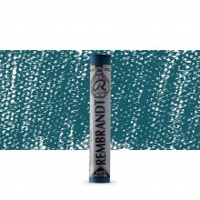 Talens : Rembrandt Soft Pastel : Turquoise Blue TR522.3