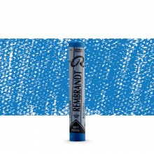 Talens : Rembrandt Soft Pastel : Phthalo Blue TR570.5