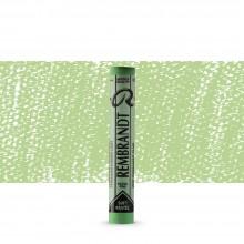 Royal Talens : Rembrandt Soft Pastel : Permanent Green Light TR618.8
