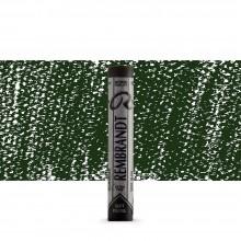 Talens : Rembrandt Soft Pastel : Olive Green TR620.2
