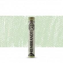 Talens : Rembrandt Soft Pastel : Cinnabar Green Light TR626.10
