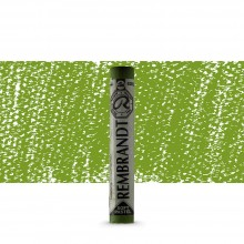 Talens : Rembrandt Soft Pastel : Cinnabar Green Light TR626.5