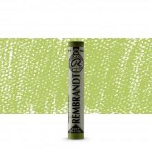 Talens : Rembrandt Soft Pastel : Cinnabar Green Light TR626.7