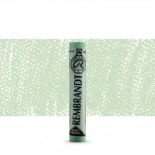 Talens : Rembrandt Soft Pastel : Cinnabar Green Deep TR627.10