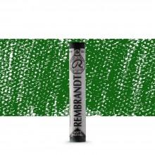 Royal Talens : Rembrandt Soft Pastel : Cinnabar Green Deep TR627.3