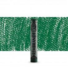 Talens : Rembrandt Soft Pastel : Cinnabar Green Deep TR627.7