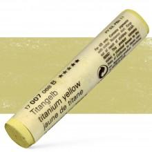 Schmincke : Soft Pastel : Titanium Yellow- 07B